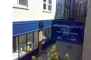 Eckersley, Oxford