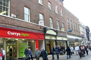 English in York