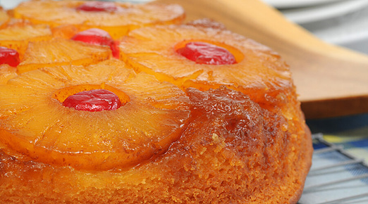 3_Pineapple Upside Down Cake