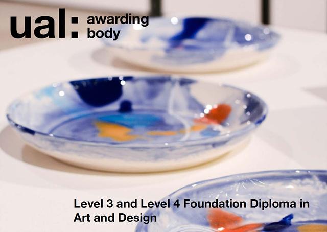UAL Foundation 1-01
